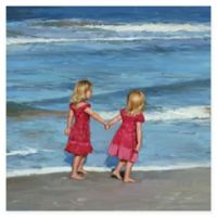 Impression 2 Subject 16-Inch x 20-Inch Hand Painted Canvas Wall Art