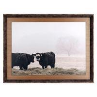 ArtMaison Canada Farm Study I 25-Inch x 34-Inch Framed Print Wall Art