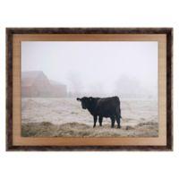 ArtMaison Canada Farm Study II 25-Inch x 34-Inch Framed Print Wall Art