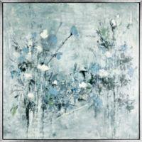 "ArtMaison Canada ""Floral Fantasy"" Framed Canvas Wall Art"
