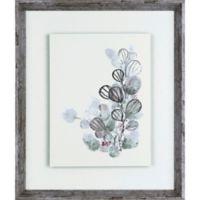"""ArtMaison Canada """"Neutral Botany I"""" Framed Print Wall Art"""