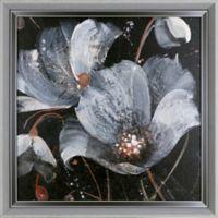 "ArtMaison Canada ""Translucent Poppies"" Framed Print Wall Art"