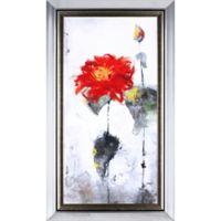 "ArtMaison Canada ""Floral II"" Framed Print Wall Art"