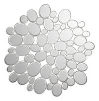 Zuo® Splash 47.2-Inch x 46.5-Inch Mirror