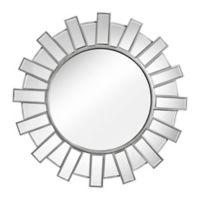 Zuo Modern® Cuzco Round Mirror Wall Décor