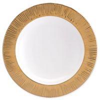Zuo® Modern Plato 12-Inch Round Mirror in Gold/White