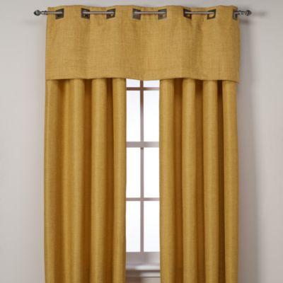 Buy modern grommet window treatments from bed bath beyond for 108 window treatments