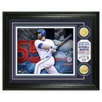 MLB Russell Martin Bronze Coin Photo Mint