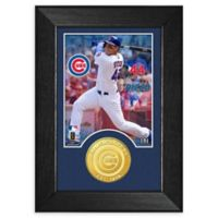 MLB Anthony Rizzo Bronze Coin Mini Photo Mint