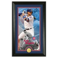 MLB Kris Bryant Supreme Bronze Coin Photo Mint