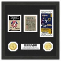 MLB Chicago White Sox World Series Ticket Collection