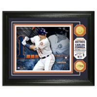 MLB Carlos Correa Bronze Coin Photo Mint