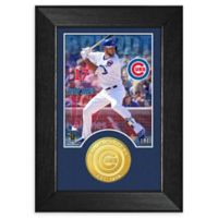 MLB Kris Bryant Bronze Coin Mini Photo Mint