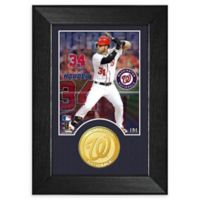 MLB Bryce Harper Bronze Coin Mini Photo Mint