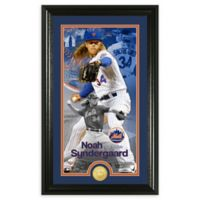 MLB Noah Syndergaard Supreme Bronze Coin Photo Mint