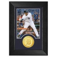 MLB Miguel Cabrera Bronze Coin Mini Photo Mint