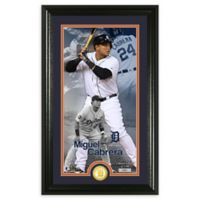 MLB Miguel Cabrera Supreme Bronze Coin Photo Mint