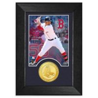 MLB Mookie Betts Bronze Coin M-Series Photo Mint