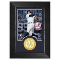 MLB Aaron Judge Bronze Coin M-Series Photo Mint