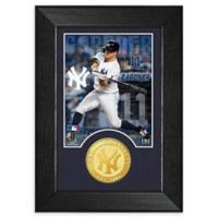 MLB Brett Gardner Bronze Coin M-Series Photo Mint