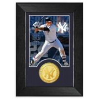 MLB Gary Sanchez Bronze Coin M-Series Photo Mint