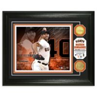 MLB Madison Bumgarner Bronze Coin Photo Mint