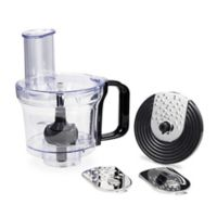 Greek Chef 40 oz. Food Processor Bowl Attachment Kit
