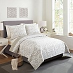 Chanely Full/Queen Quilt in Grey