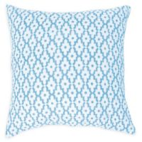 Carol & Frank Talley European Pillow Sham in Blue