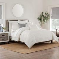 Bridge Street Coopers Beach King Comforter Set in White