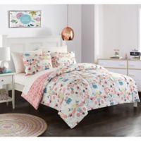 American Kids Llama 3-Piece Comforter Set