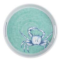 Coastal Living® Round Crab Tray