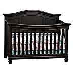 Baby Cache Glendale 4-In-1 Convertible Crib in Charcoal Brown