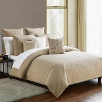 Highline Bedding Co. Driftwood Reversible Full/Queen Duvet Cover Set in Sand
