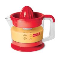 DASH™ Citrus Juicer in Red