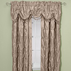 Charming Nicole Miller® Chateau Valance