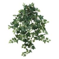 Nearly Natural 41-Inch Artificial Puff Ivy Hanging Plants (Set of 2)
