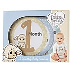 Precious Moments® 12-Piece Luffie Lamb Monthly Milestones Sticker Set