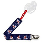 University of Arizona PaciGrip Pacifier Strap