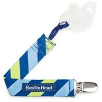 BooginHead® PaciGrip Pacifier Strap in Blue/Green Leapfrog