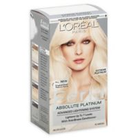 L'oreal® Feria Advanced Hair Lightening System in Absolute Platinum