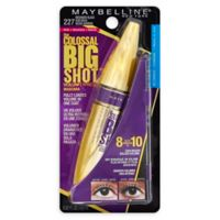 Maybelline® New York Volum' Express The Colossal Big Shot Mascara in Brownish Black