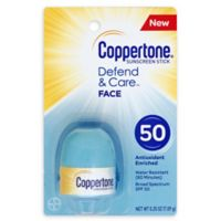 Cooppertone® Defend & Care™ .25 oz. Face Sunscreen Stick with SPF 50