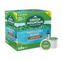 Keurig® K-Cup® Pack 48-Count Green Mountain Coffee® Nantucket Blend® Value Pack