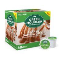 Keurig® K-Cup® Pack 48-Count Green Mountain Coffee® Caramel Vanilla