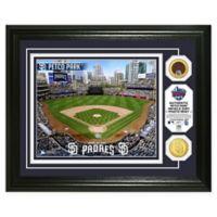 MLB San Diego Padres Stadium Dirt Photo Mint