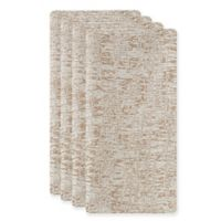 Waterford® Linens Monroe Napkins in Taupe (Set of 4)