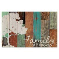 P. Graham Dunn Family First Wood Wall Art