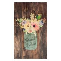 P. Graham Dunn Blessed & Grateful Wood Wall Art