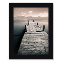 Summertime Dock 18.5-Inch x 23.5-Inch Wall Art
